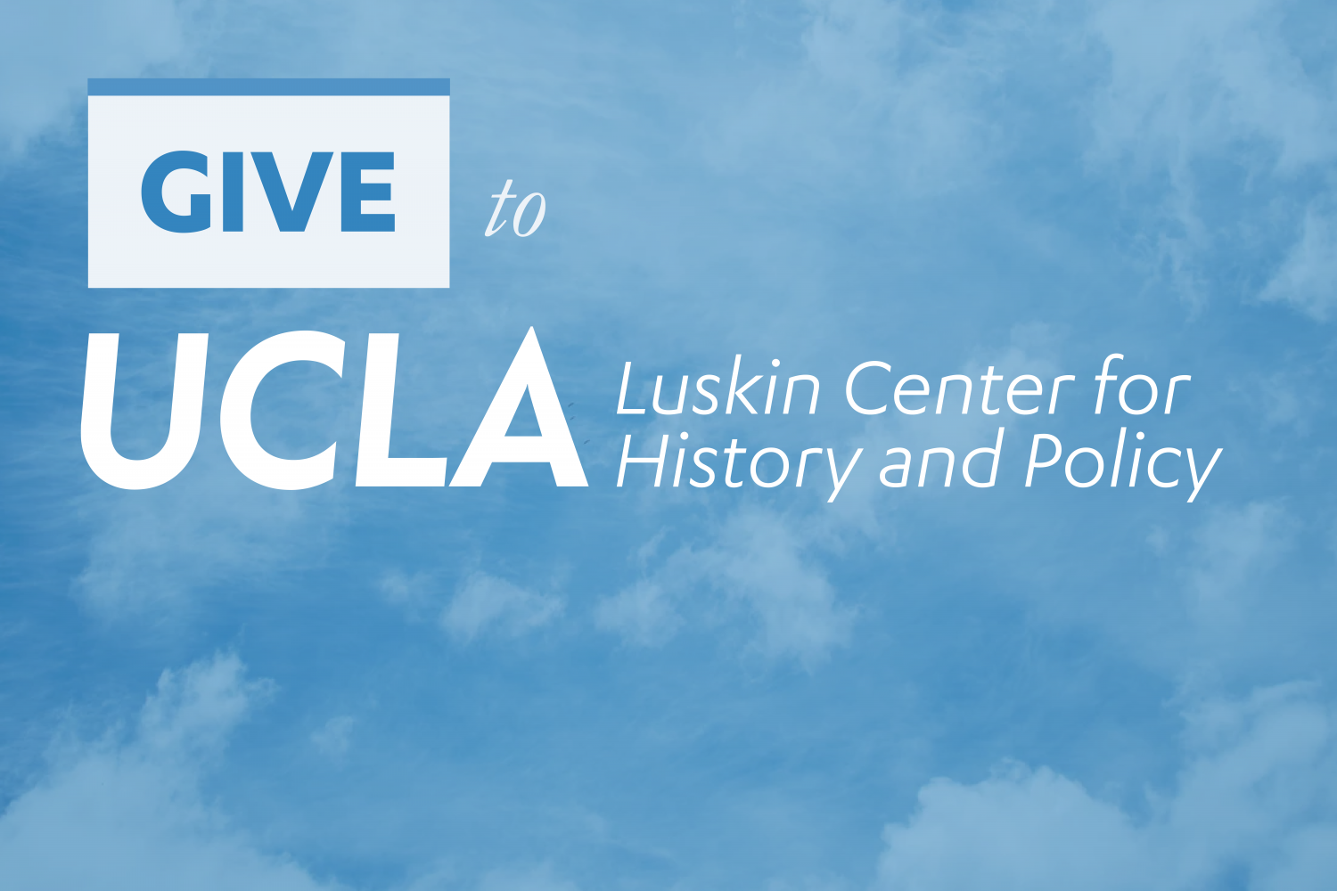 Ucla Luskin Center For History And Policy Electrical Ss Home Previousnext